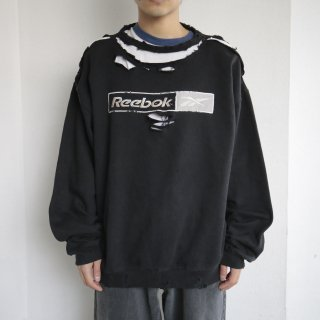 boro custom sweat , body-reebok