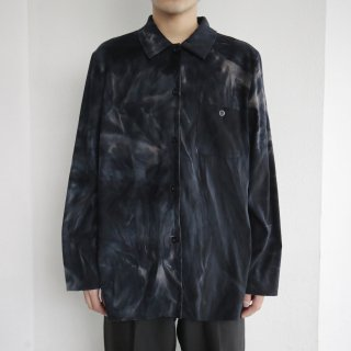 old dyed l/s shirt