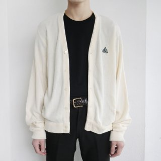 old IZOD  loose acrylic cardigan