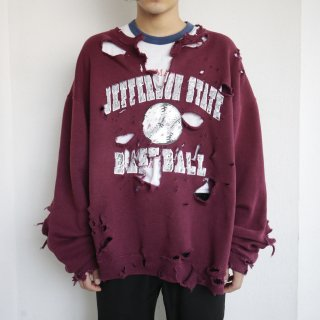 boro custom sweat body- russell , Jefferson state base ball