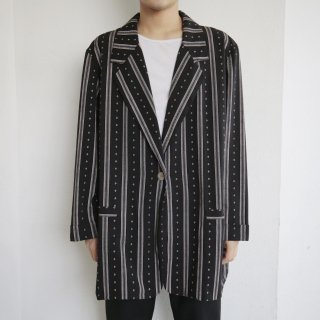 old stripe 1b jacket