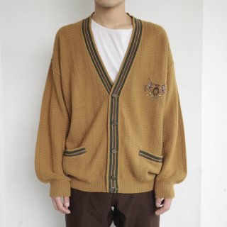 old euro tilden cardigan