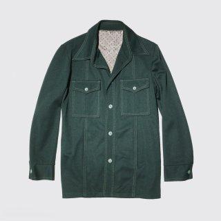 vintage poly 4p jacket