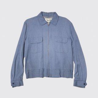 vintage gabardine jacket