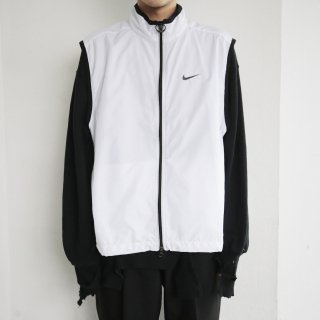 old nike track vest