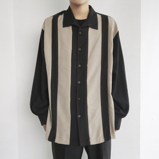 old stitched combi shirt