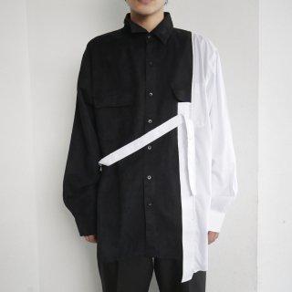 remake corded docking shirt