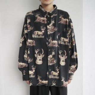 old deer shirt