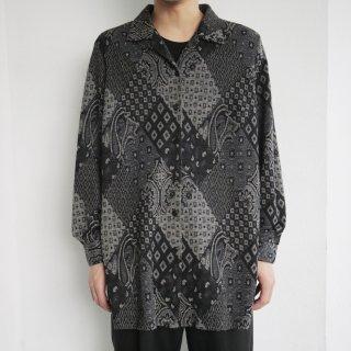 old rhombus paisley shirt