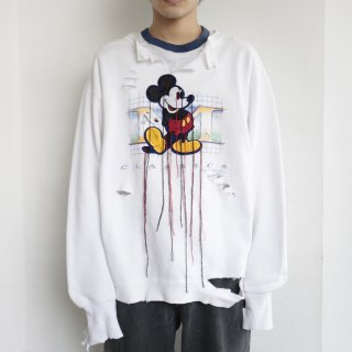 boro custom sweat , body-mickey by genus