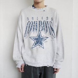 boro custom sweat , dallas cowboys