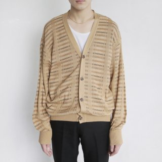old border cardigan