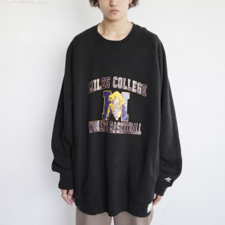 old miles college oversized sweat