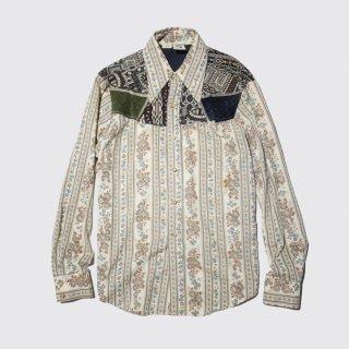 vintage kennington gobelin york western shirt