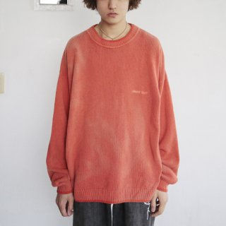 old ARMANI loose cotton sweater