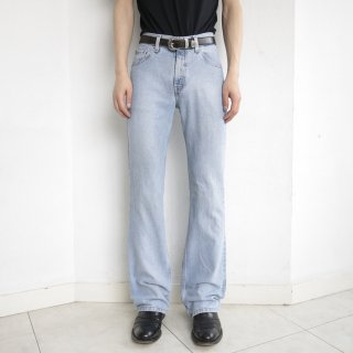 old Levi's silver tab hipster flare denim pants