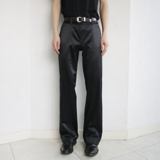 old tuxedo flare trousers