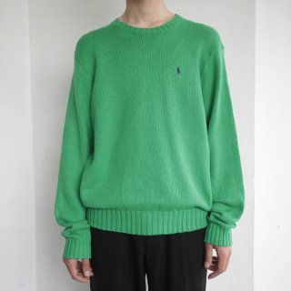 old polo ralph lauren cotton sweater