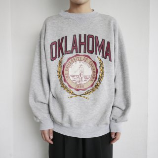 old the university of oklahoma sweat