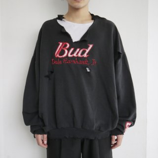 boro custom sweat , body-jerzees , budweiser