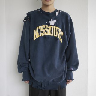 boro custom sweat , body-reverse weave , missouri