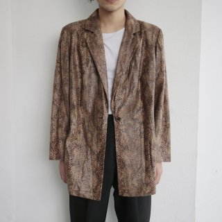 old python 1b tailored jacket