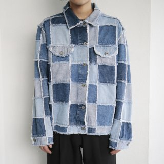 old block trucker jacket