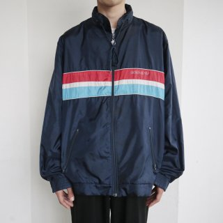 old adidas nylon jacket