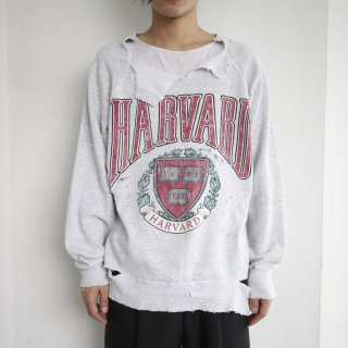 boro custom sweat , harvard university