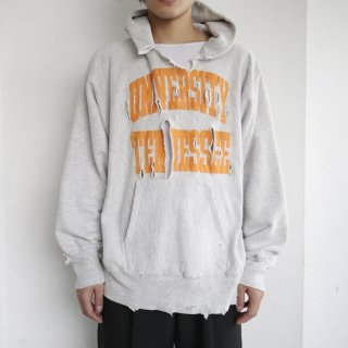 boro custom hoodie , tennessee university , body-champion reverse weave