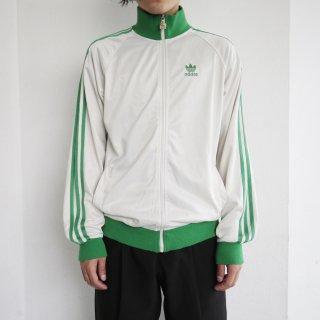 old adidas jerjey track jacket