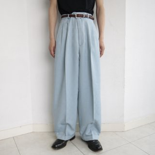 old pattern wide slacks