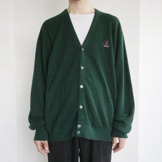 old IZOD acrylic cardigan