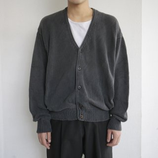 old gap washable cotton cardigan