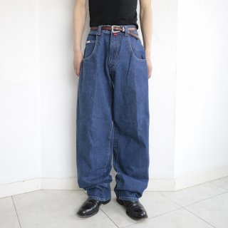 old ozoc painter buggy denim pants