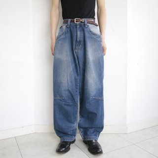 old fubu combi buggy denim pants