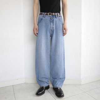 old paco painter buggy denim pants