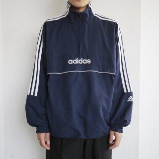 old adidas half zip pullover