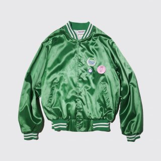 vintage custom nylon jacket