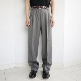 old 4tuck tapered slacks