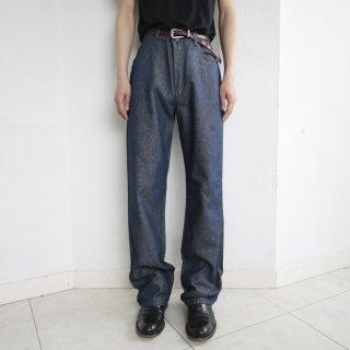 [40%OFF]old lame 5p denim pants