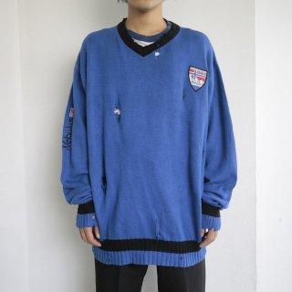 boro custom sweater