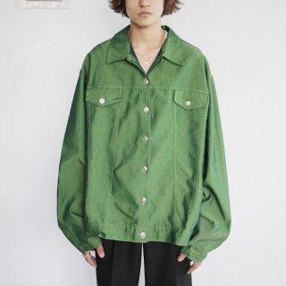 old luster loose trucker jacket