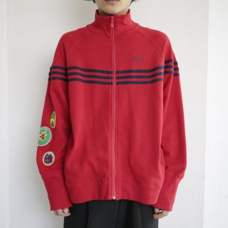 old adidas custom truck jacket