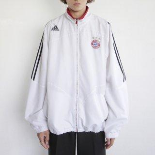 old adidas bayern munchen track jacket