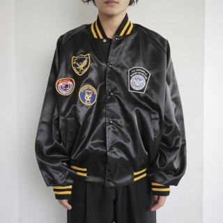 old custom nylon jacket