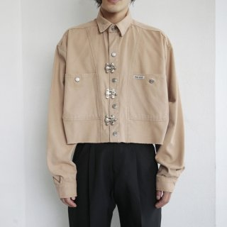 old hooked gear jacket