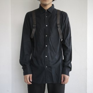 [40%OFF]old harness cotton shirt
