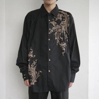 [40%OFF]old broderie shirt
