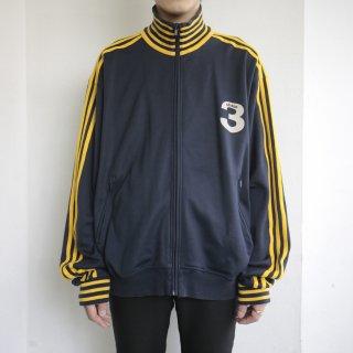 old adidas loose track jacket